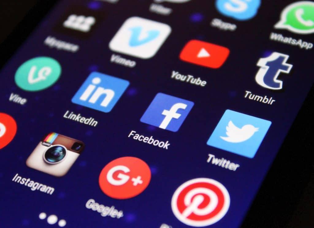 candidats et réseaux sociaux